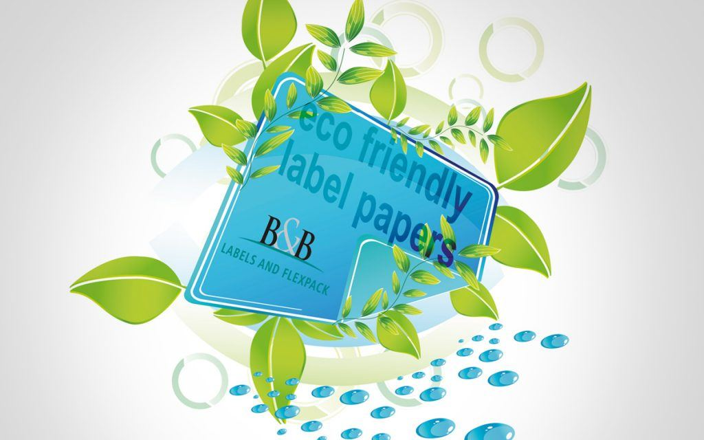 Brigl & Bergmeister has launched a new Recycling Label Paper